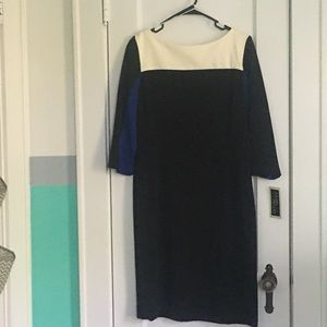 3/4 Sleeve Women's Dress